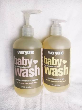 Everyone Baby Collection Baby Wash | I Think It's Ashley