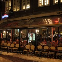 The Best Bitterballen in Amsterdam: Café Luxembourg