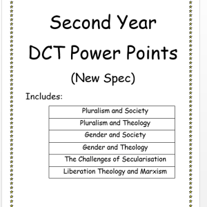 Second Year DCT PowerPoints