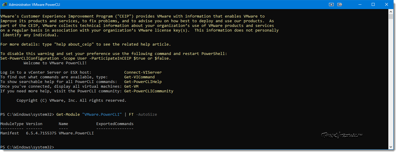 Deploy A Virtual Appliance With PowerCLI | iThinkVirtual™
