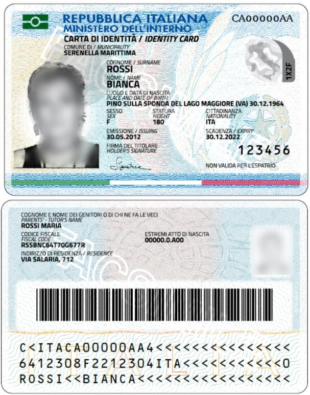 3月起意大利正式推行电子身份证!用途更多,办理方法如下 生活百科 第3张