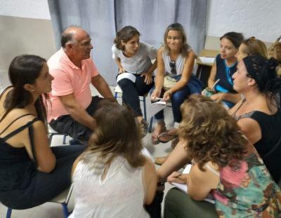 Espacio de formación y reflexión docente
