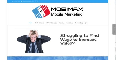 Mobimax Website