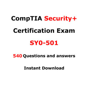 CompTIA Network+ N10-006 – 823 Questions