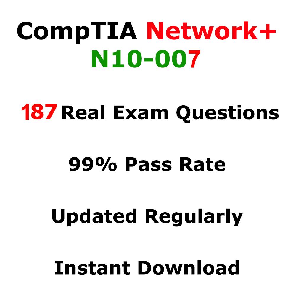 CompTIA Network+ 2018 N10-007