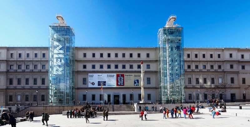 Travel Inspired - Location Museo Reina Sofia Itinari