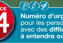 Photo de Un numéro d'urgence en France par SMS