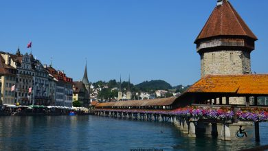 Photo of Suisse : Lucerne