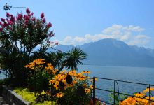 Photo of Suisse : Montreux