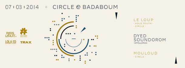 Badaboum Circle #3