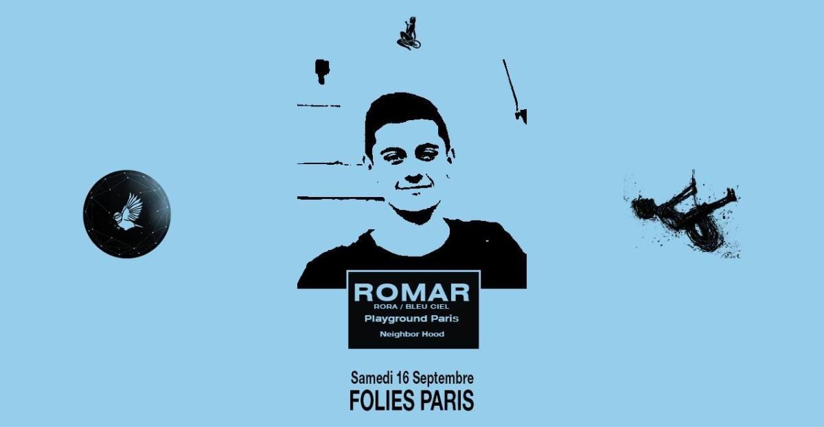 Jeux concours - Soirée Skylax le 16 septembre à La Folies Paris