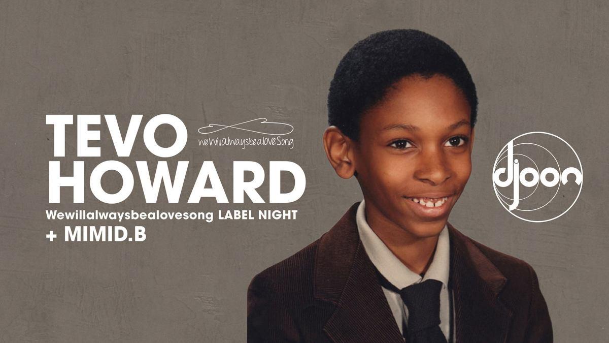 Jeux concours - Soirée TEVO Howard, MIMID B. le 29 septembre au Djoon
