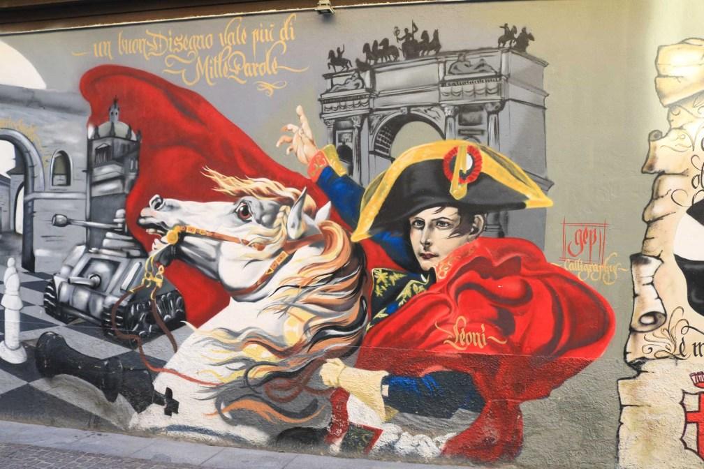 milan l'art urbain