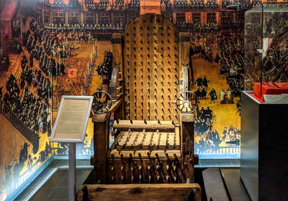 Le musée de la torture