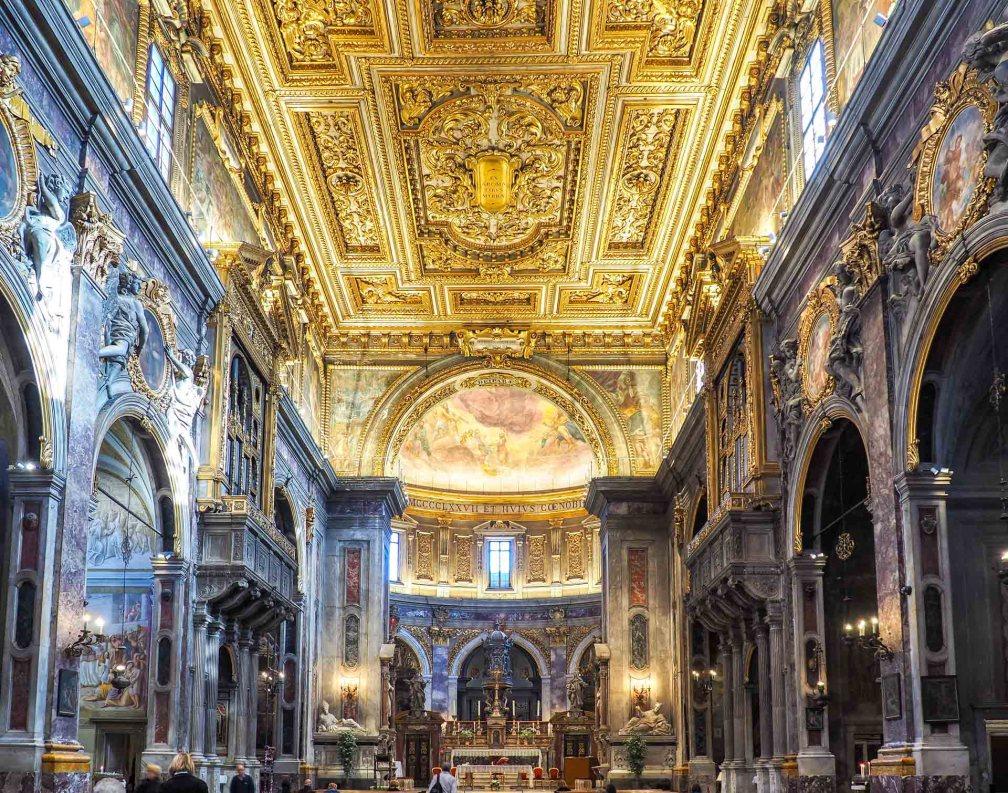 Basilique de la Santissima Annunziata