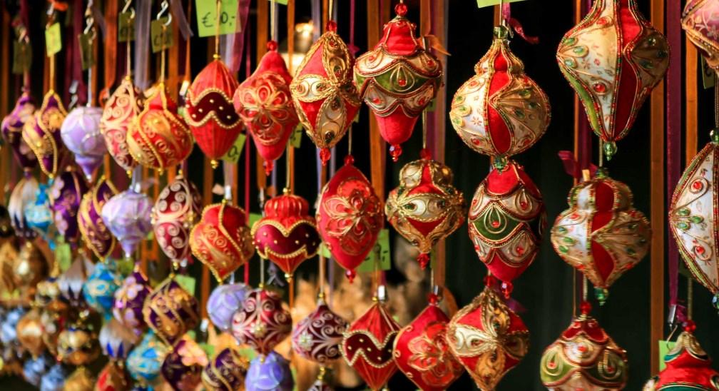 Marché de Noël nostalgique de l'Opernpalais