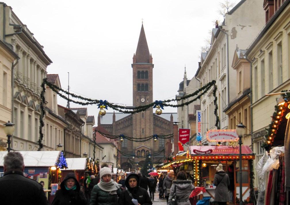 Marché de Noël de Potsdam