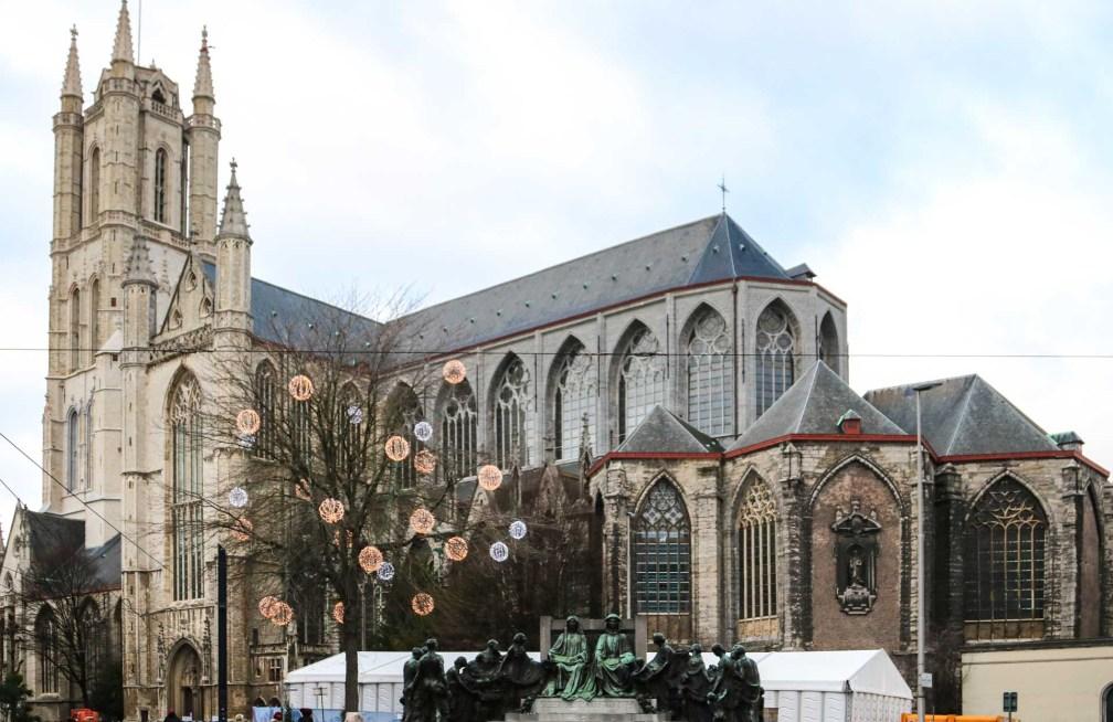 Cathédrale Saint-Bavon