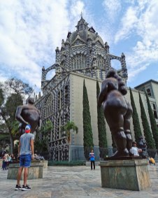 Plaza Botero (Medellin, Colombia)