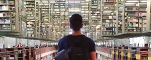 Biblioteca Vasconcelos: Sci-Fi in the Flesh