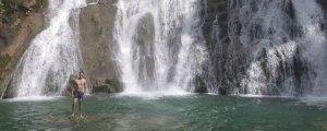 Visiting Bega Falls in Prosperidad, Agusan del Sur