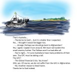 Rational decision making from boat people