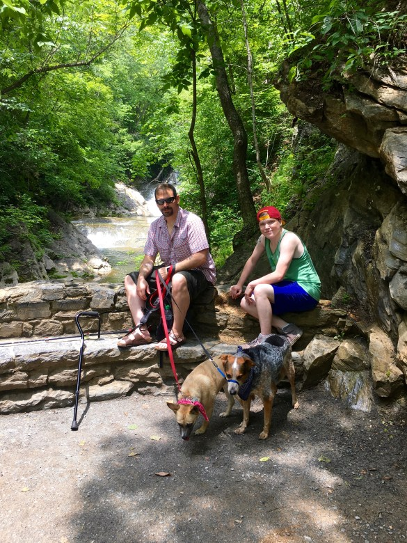 Review: Natural Bridge, Blue Ridge Parkway and Lynchburg KOA.