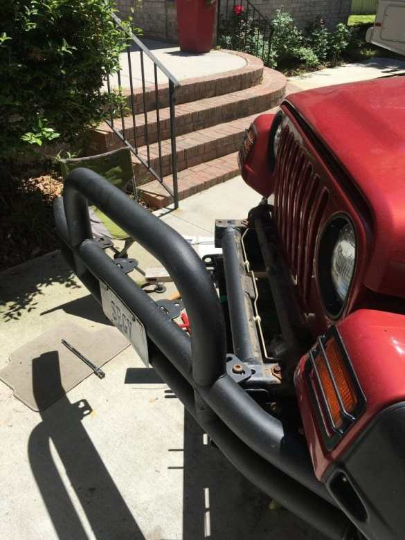 Towing – Part 1