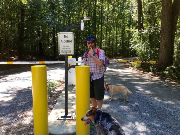 Review: Northwest River Park, Chesapeake VA