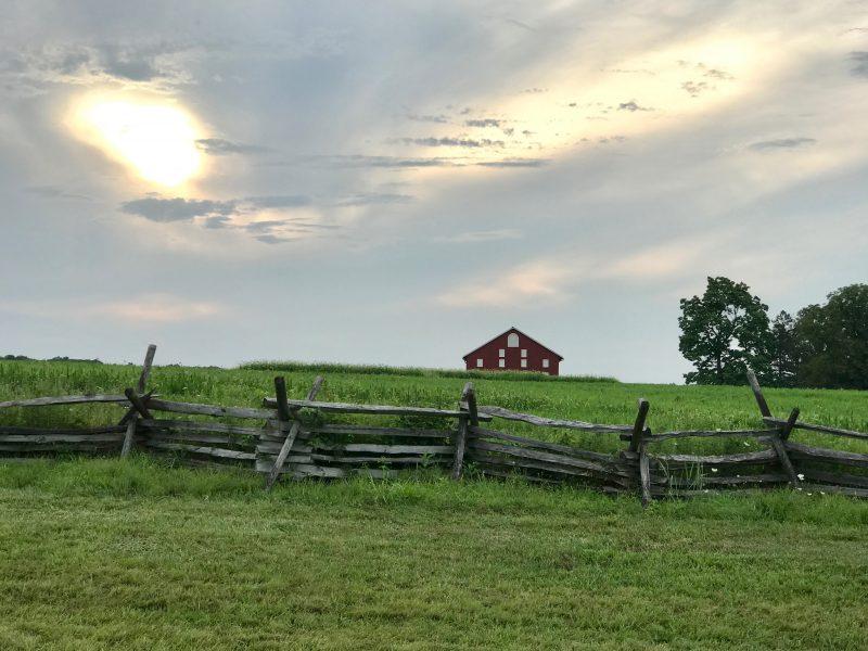 Fields of Gettysburg