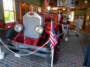 1928 American LaFrance Fire engine