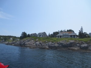 Coming Into Monhegan Island