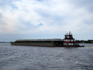 Passing the Barge