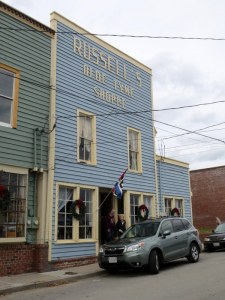 Russell's Olde Tyme Shoppe