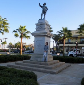 Adrienne and Ponce de Leon