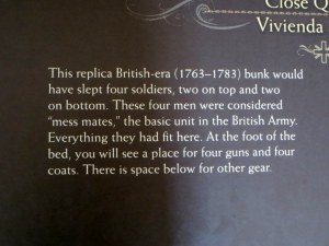 Bunk Description