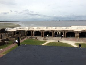 Ft Sumter Parade Ground