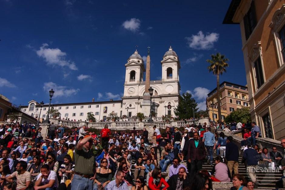 Spanish-Steps-and-Trinita-dei-Monti-church-Rome