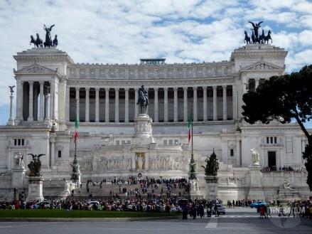 Victor Emmanuel Monument capitoline hill Rome