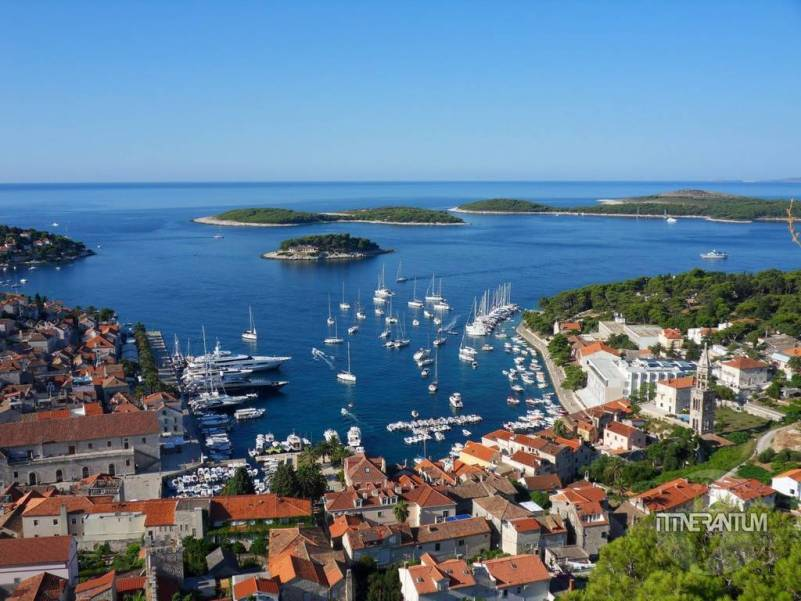 Hvar Panoramic View Croatia