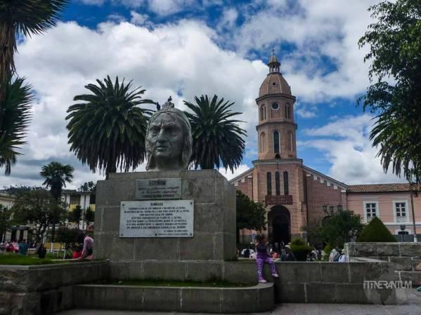 Otavalo center