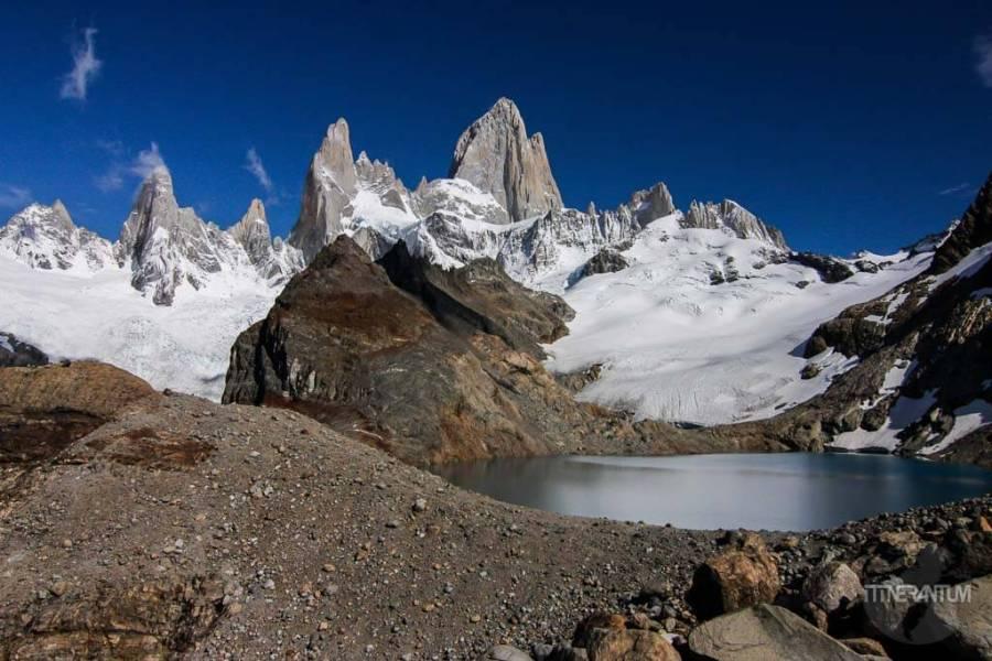 el chalten best hikes: Fitz Roy - Laguna de Los Tres