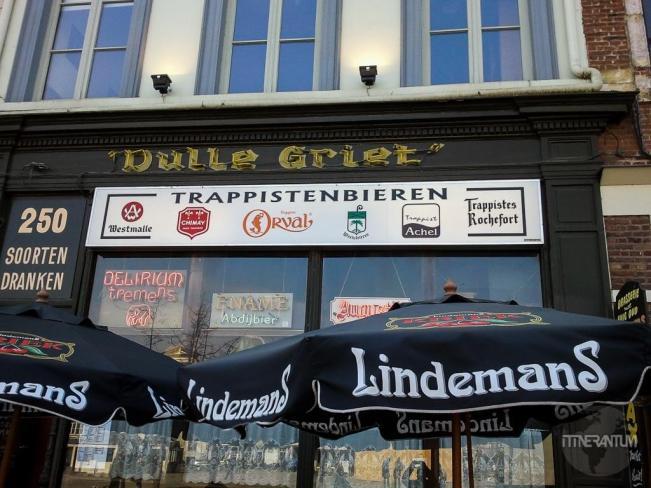 Trappist beer bar Belgium