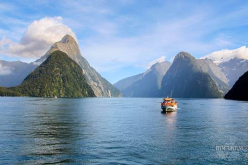 view of Milford Sound