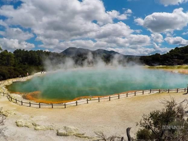 Champagne Pool, Wai-o-Tapu, Rotorua