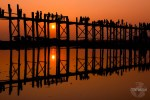 U bein bridge myanmar