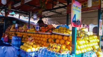 fresh juice stand, Jemaa el-Fnaa, morocco itinerary