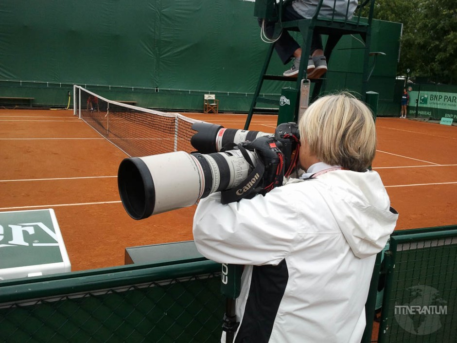 roland garros photographer