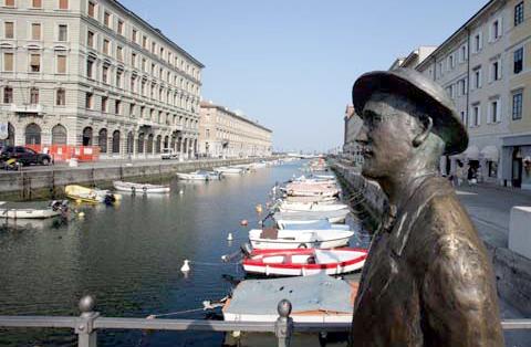 La Trieste di Joyce  Trieste Itinerari  Comune di Trieste