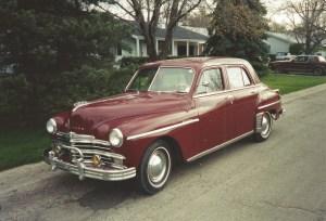 1949 Plymouth #2 - shiny!